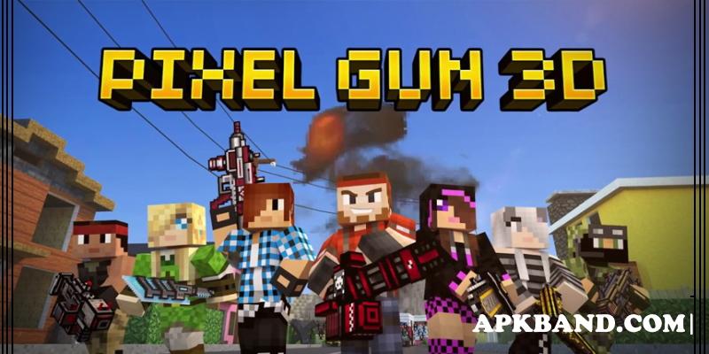 Pixel-Gun-3D_Apk