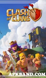 CLASH OF CLANS Mod Apk (Unlimited Gold/Stone + Gems) For Andriod 2