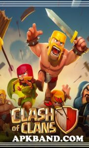 CLASH OF CLANS Mod Apk (Unlimited Gold/Stone + Gems) For Andriod 3