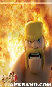 CLASH OF CLANS Mod Apk (Unlimited Gold/Stone + Gems) For Andriod 4
