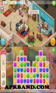 Homescapes Mod Apk (Free Assignment + Unlimited Money) For Android 1