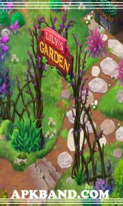 Lily's Garden Mod Apk (Unlimted Coins/Money + Lives) For Android 2