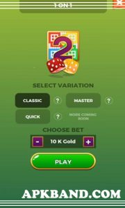 LUDO KING Mod Apk (Unlimited Coins+ Easy Wins) For Android 1
