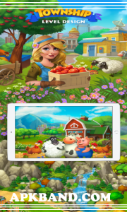 Township Mod Apk Download (Unlimited Money/Gems) For Android 5
