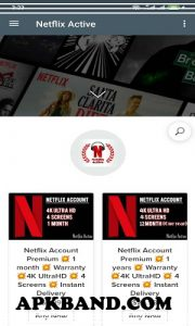 Netflix Mod Apk (Unlock Premium+ Free Add) Download For Android 1
