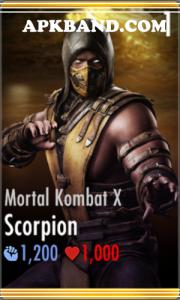 MORTAL KOMBAT X Mod Apk (Unlimited Soul/Skills +OBB) For Android 2