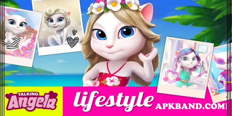 MY talking Angela Apk