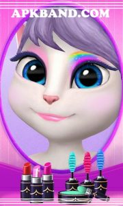 My Talking Angela Mod Apk (Unlimited Money + Coins) For Android 2