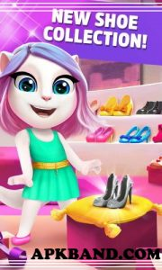 My Talking Angela Mod Apk (Unlimited Money + Coins) For Android 5