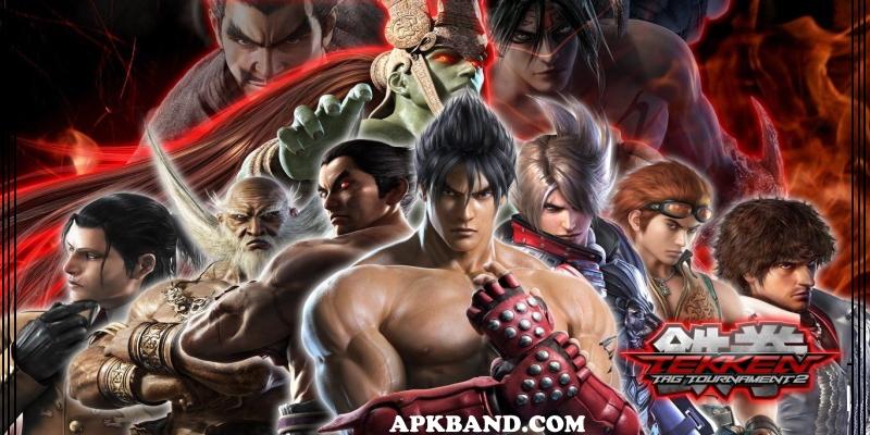 Tekken Tag Tournament 2 Apk