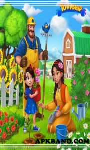 Township Mod Apk Download (Unlimited Money/Gems) For Android 2