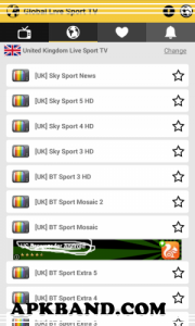 RedBox TV Mod Apk Download (Watch Free Live Matches) For Android 3