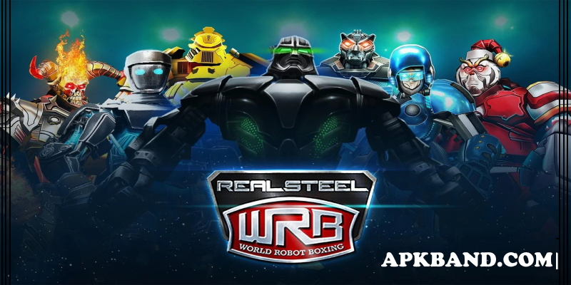 Real Steel Boxing Mod Apk