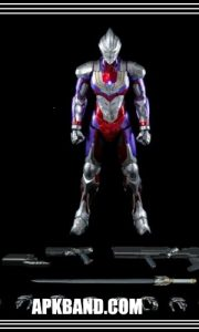 Ultraman (Legend of Heroes) Mod Apk Download +OBB File For Android 5