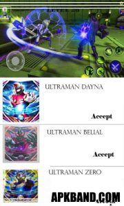 Ultraman (Legend of Heroes) Mod Apk Download +OBB File For Android 1