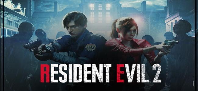 Resident Evil 2 Walkthrough