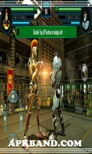 Real Steel Boxing Mod Apk (Unlimited Money+ Coins) For Android 4