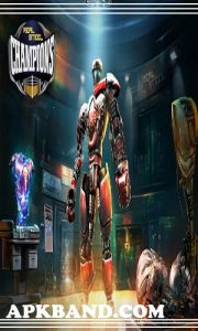 Real Steel Boxing Mod Apk (Unlimited Money+ Coins) For Android 5