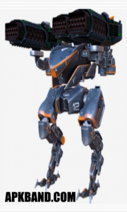 War Robots Mod Apk Download (infinity Bot+Unlimited Money) For Android 3