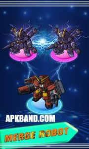 War Robots Mod Apk Download (infinity Bot+Unlimited Money) For Android 4